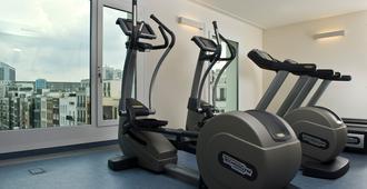 Arcotel John F Berlin - Berlín - Gym