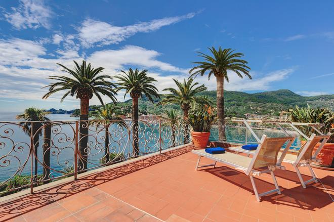 Hotel Continental - Santa Margherita Ligure - Μπαλκόνι