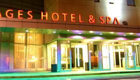 Pantages Hotel Downtown Toronto - Toronto - Toà nhà