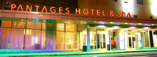 Pantages Hotel Toronto Centre - Toronto - Building