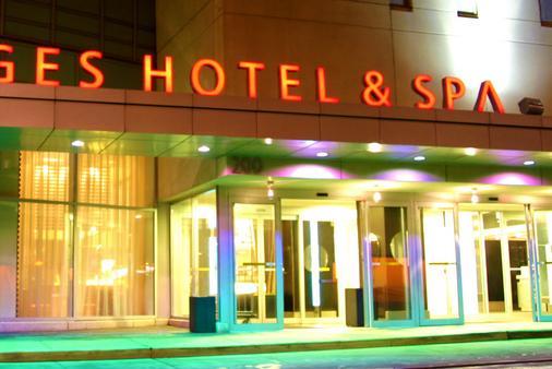 Pantages Hotel Toronto Centre - Τορόντο - Κτίριο