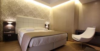 巴維耶莫金巴酒店 - 米蘭 - 米蘭 - 臥室