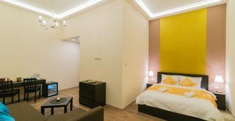 Budapest Heart Suites - Budapest - Bedroom