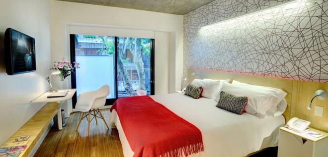 自己的巴勒莫蘇荷大酒店 - 布宜諾斯艾利斯 - 布宜諾斯艾利斯 - 臥室
