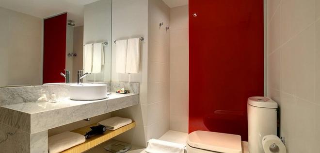 自己的巴勒莫蘇荷大酒店 - 布宜諾斯艾利斯 - 布宜諾斯艾利斯 - 浴室