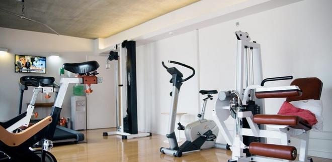 自己的巴勒莫蘇荷大酒店 - 布宜諾斯艾利斯 - 布宜諾斯艾利斯 - 健身房