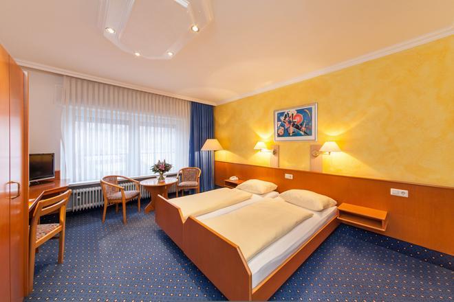 卡爾斯魯爾格賴夫諾富姆酒店 - 卡爾斯魯厄 - 臥室