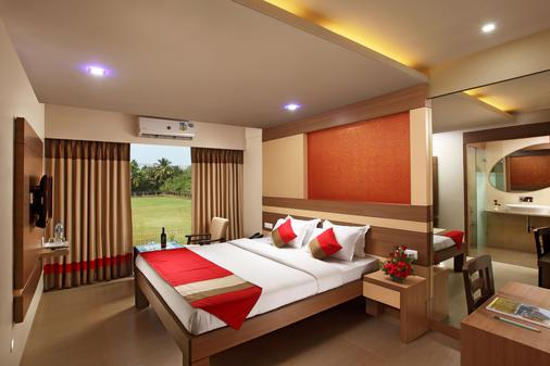 Red Fox Hotel, Morjim, Goa (By Lemon Tree Hotels) - Morjim - Schlafzimmer