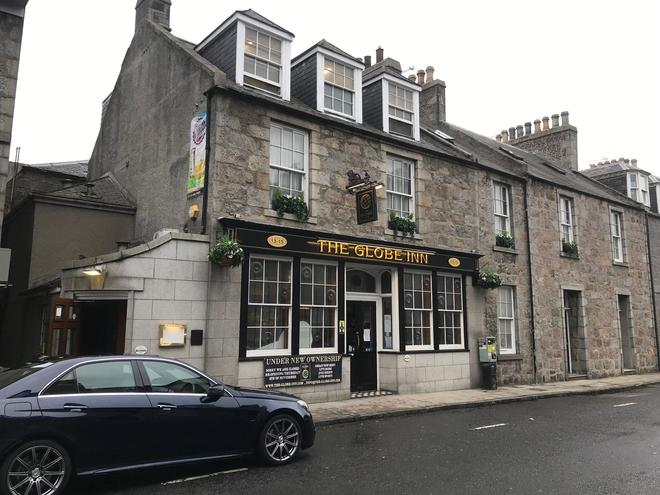 The Globe Inn - Aberdeen - Edificio