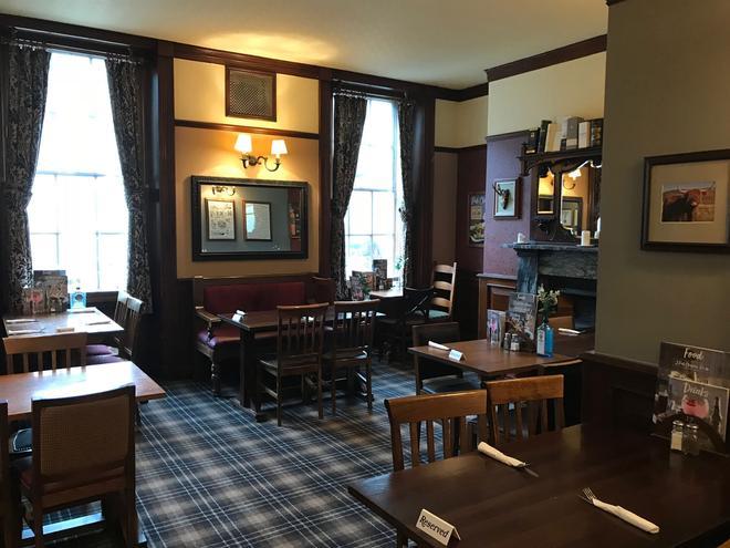 The Globe Inn - Aberdeen - Restaurante