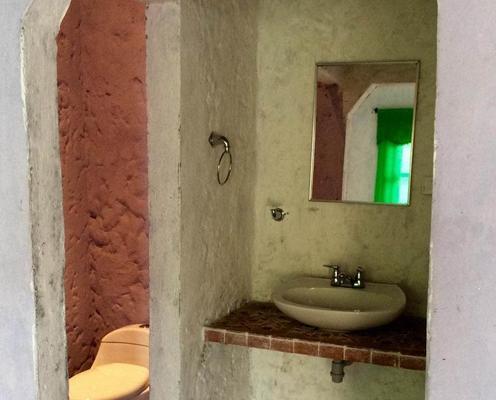 卡薩特瑞斯瑞民宿 - 卡塔赫納 - 浴室