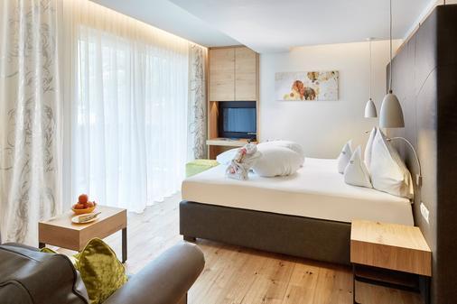 Feldhof DolceVita Resort - Naturno - Bedroom