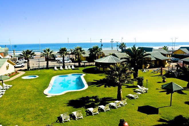 Hotel y Cabañas Mar De Ensueño - La Serena - Outdoor view