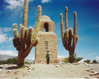 Humahuaca Hostal - Humahuaca - Außenansicht