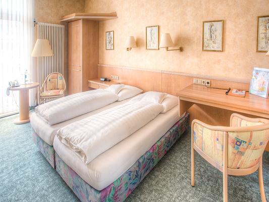Nordseehotel Freese - Juist - Habitación