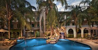 Safi Royal Luxury Centro - Monterrey - Svømmebasseng