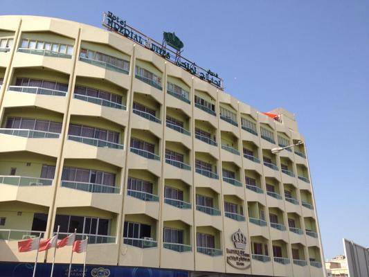 Imperial Suites Hotel - Manama - Gebäude
