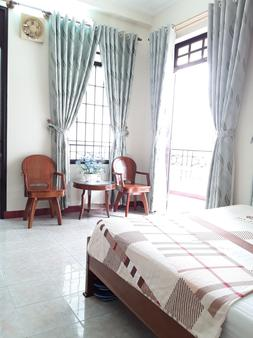 安何酒店 - 芽莊 - 芽莊 - 臥室