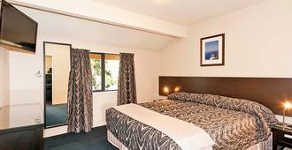 Randolph Motel Apartments - כרייסטצ'רץ' - חדר שינה