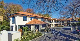 Randolph Motel Apartments - Christchurch - Gebouw