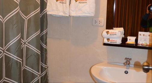 安迪諾酒店 - 馬丘比丘 - 馬丘比丘 - 浴室