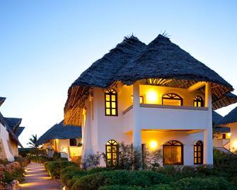 Essque Zalu Zanzibar - Nungwi - Building
