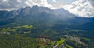 Hotel am Badersee - Grainau - Θέα στην ύπαιθρο