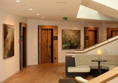 Hotel am Badersee - Grainau - Lobby