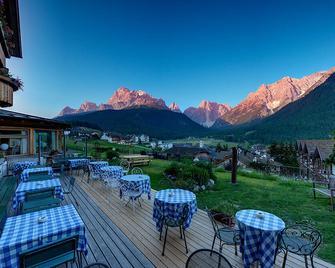 Berghotel - Sexten - Sesto - Restaurant