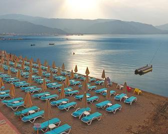 Blue Bay Platinum Hotel - Marmaris - Plaj