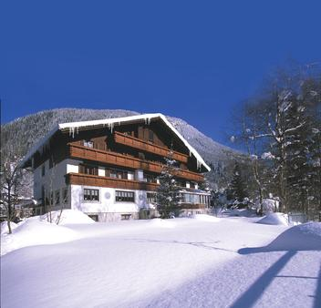 Hotel Monika & Montafon Chalets - Gaschurn - Κτίριο