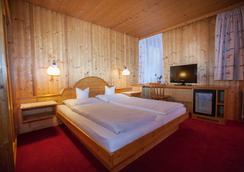 Hotel Monika & Montafon Chalets - Gaschurn - Κρεβατοκάμαρα