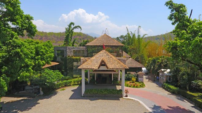Wood castle Spa & Resort - Rāmnagar - Κτίριο