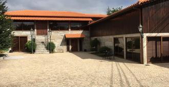 Bergui- Guesthouse - Guimarães - Gebäude