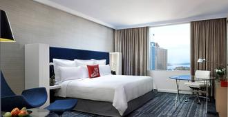 Sydney Harbour Marriott Hotel at Circular Quay - Σίδνεϊ - Κρεβατοκάμαρα