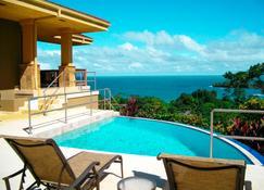 Red Frog Beach Island Resort - Bocas del Toro - Basen