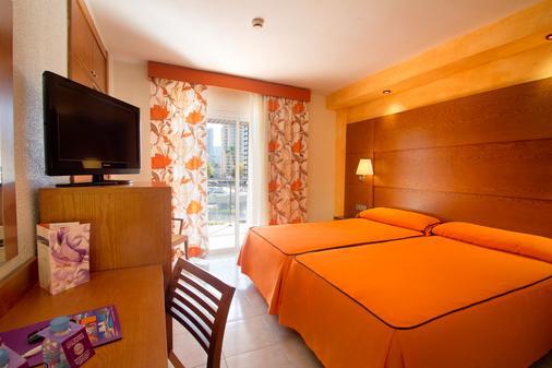Hotel Servigroup Diplomatic - Μπενιντόρμ - Κρεβατοκάμαρα