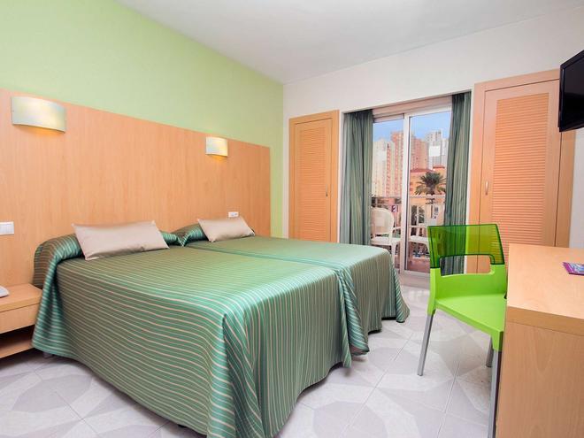Hotel Servigroup Pueblo Benidorm - Benidorm - Bedroom