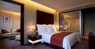 Renaissance Shanghai Zhongshan Park Hotel - שנחאי - חדר שינה