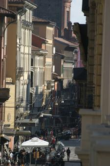 Albergo Panorama - Bologna - Außenansicht