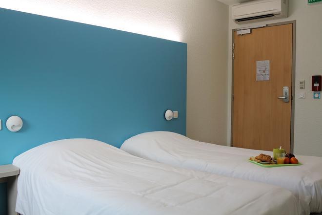 布盧瓦第一酒店 - 布洛瓦 - 布魯瓦 - 臥室