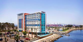 Residence Inn by Marriott Long Beach Downtown - Long Beach - Edificio