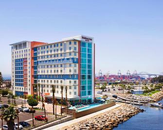 Residence Inn by Marriott Long Beach Downtown - Лонг-Біч - Building