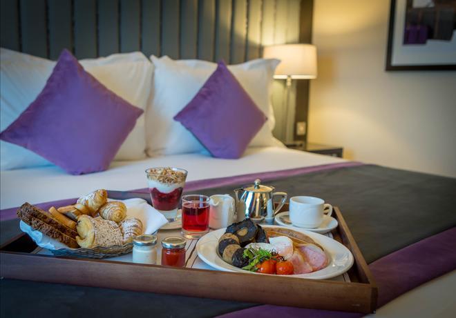Trinity City Hotel - Дублин - еда