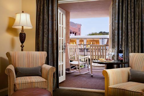 King Charles Inn - Charleston - Μπαλκόνι