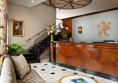 King Charles Inn - Charleston - Lobby