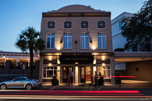 King Charles Inn - Charleston - Outdoors view