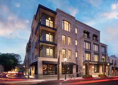 The Spectator Hotel - Charleston - Edifício