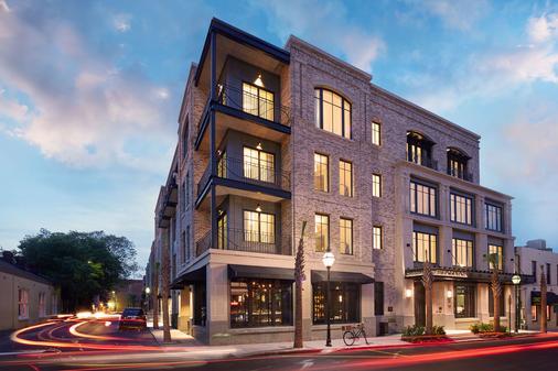 The Spectator Hotel - Charleston - Rakennus
