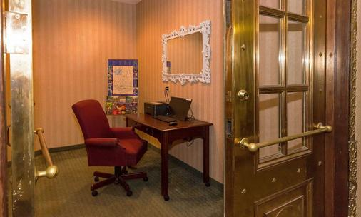 Riverview Inn and Suites an Ascend Hotel Collection Member - Rockford - Business centre